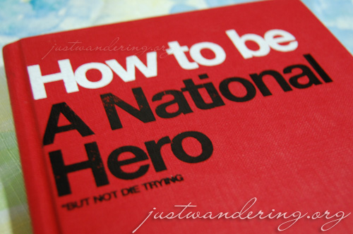 How to be a National Hero