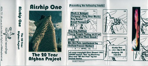 Airship One - The 20 Year Afghan Project
