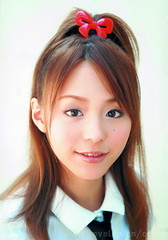 H030 (xoox5478) Tags: cute smile face aya cutie hirano
