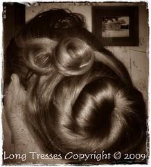 2pincurls017 (sameese79) Tags: red hair long sam floor curly craig locks bazaar straight samantha length wavy tresses frizzy sameese79