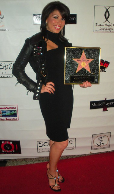 Rose Arzate, LA Music Awards, Hollywood Fame Awards