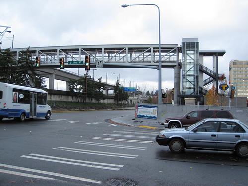 The International Blvd. Pedestrian Bridge