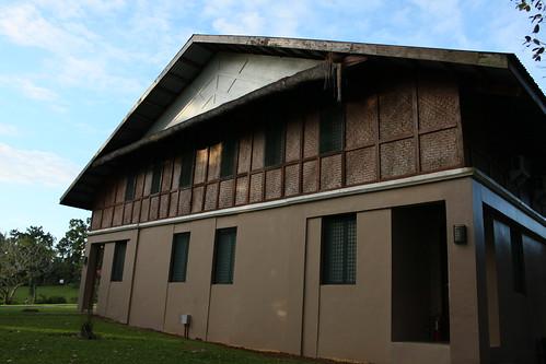 Two Duplex units at Caliraya Recreation Center