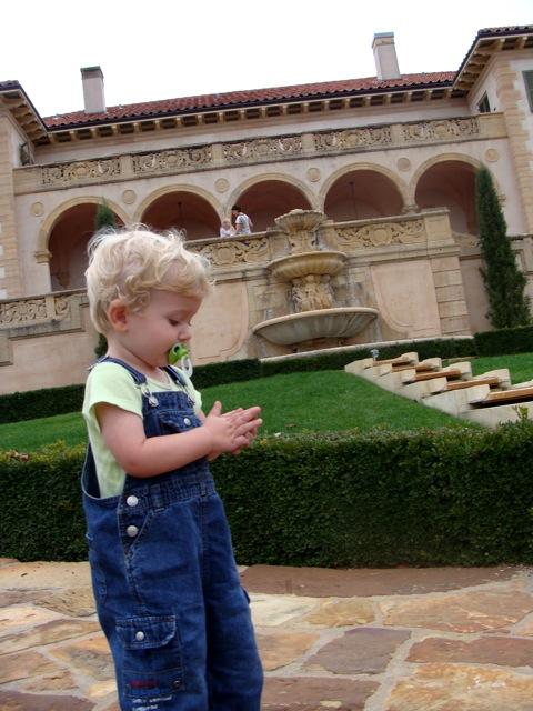 Philbrook Museum Gardens