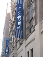 Baruch College Banners by edenpictures, on Flickr