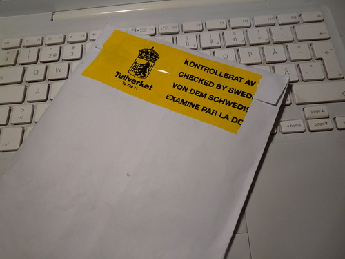 Postal privacy?