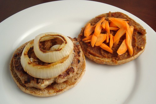 Asian Pork Burger