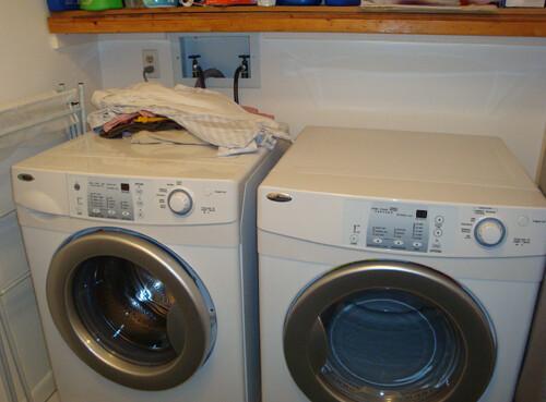 laundry away