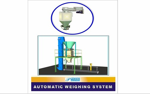 Automatic Weighing Systems / Machines for Bulk, Powder & Liquid Materials (Controller, Load cell Based with Computer & Printer Connectivity) - Types: Batch/Continuous/Gross/Net
