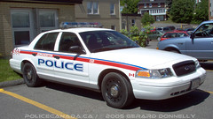 Edmundston Police Force (NB) (policecanada.ca) Tags: ford police 02 interceptor edmundston