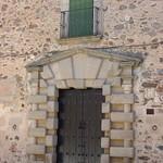 Cáceres: Adanero puerta