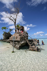 Be ocean minded (Charles Gaisano) Tags: ocean travel our seascape beach rock save clean beaches keep boracay shores discovery willys