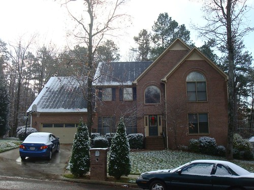 House in Winter