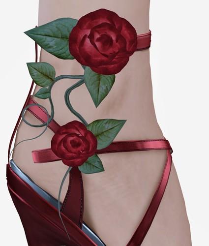 L+R+W Fairy Rose