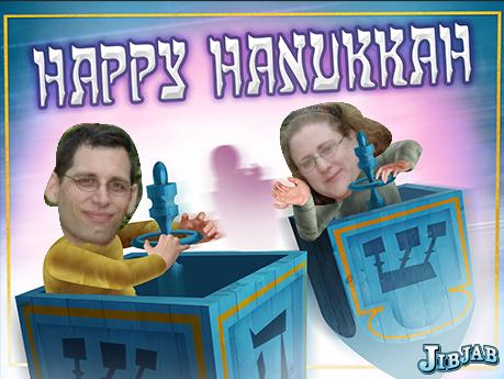 JibJab Hanukkah