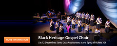 Black Heritage Gospel Choir (Whats on Tenerife) Tags: whats tenerife blackheritagegospelchoir