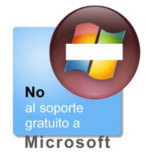 Plataforma antisoporte gratuito microsoft