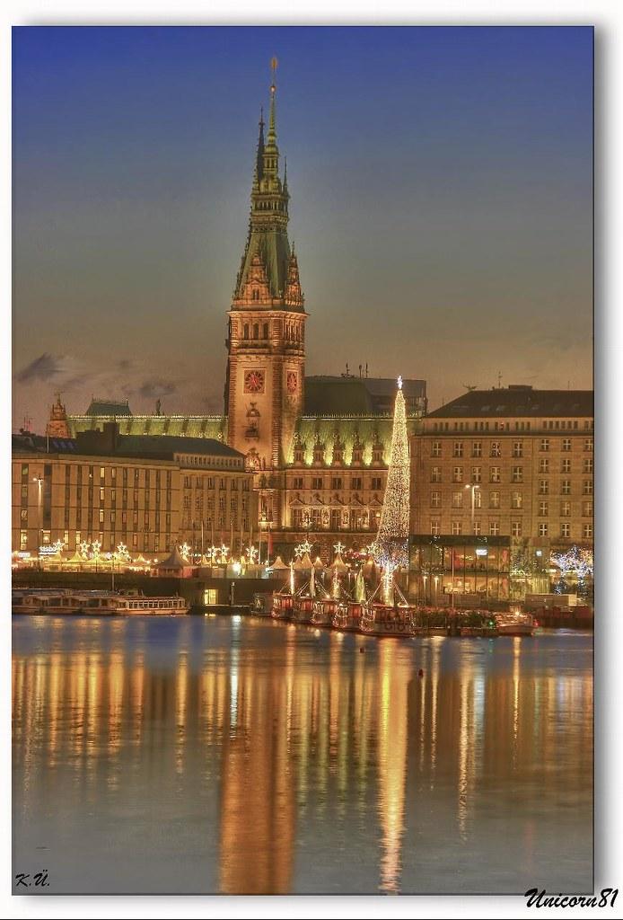 Weihnachtsbilder Hamburg.The World S Best Photos Of Spiegelung And Weihnachtsbaum Flickr