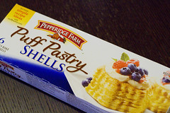 Pepperidge Farm Puff Pastry Shells