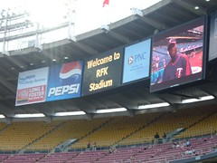 Welcome to RFK Statidum