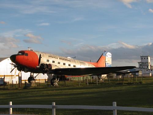 DC3 Cabo de Hornos