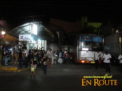 Autobus to Banaue