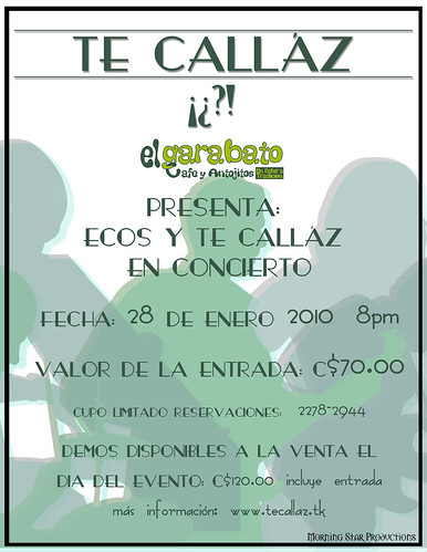 Flyer tecallaz/ecos