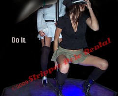 Dance Girls MAIN Stripper Pole Rental Version 1