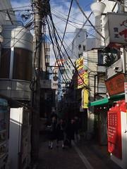 Tokyo 2009 - 中野 - 散步隨手拍(6)