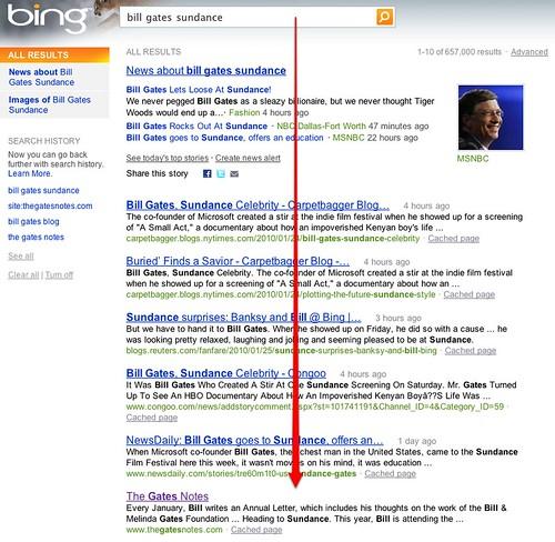 bill gates sundance - Bing