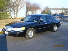 Frederick Maryland Sedan Service