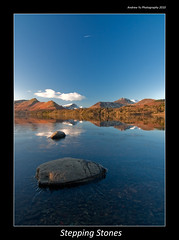 Stepping Stones (awhyu) Tags: lake stones district derwent stepping cumbria keswick