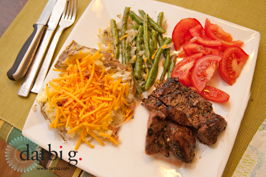 tarragon grilled steak-166