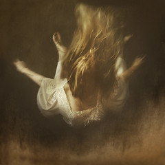 the untamed passage (brookeshaden) Tags: bird water souls swim fire fly float passage nightgown levitate untamed brookeshaden remindsmeofthelittlemermaid