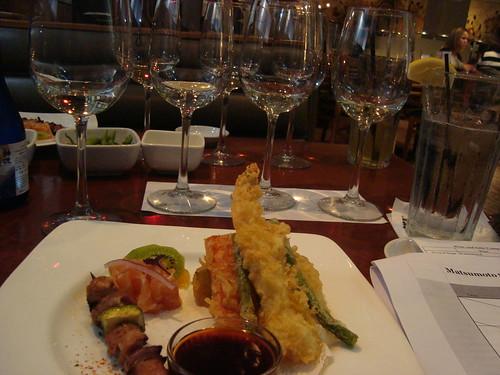 Food + Sake Pairing