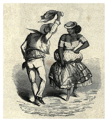 018-Bailando la Zamacueca-Lima or Sketches of the capital of Peru-1866- Manuel Atanasio Fuentes Delgado