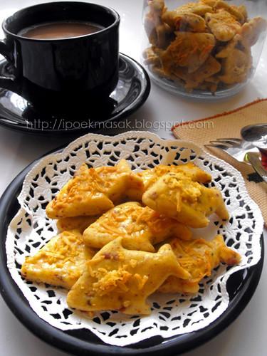 Cookies Keju Cornet