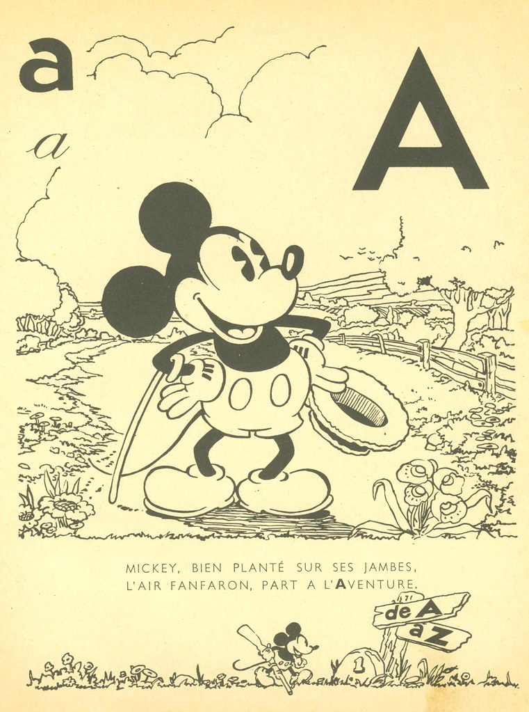 Coloriage Alphabet Mickey.The World S Best Photos Of Alphabet And Coloriage Flickr Hive Mind