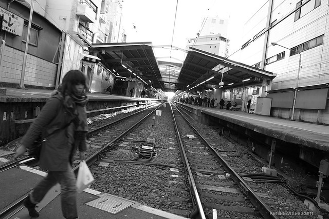Jiyugaoka Crossing