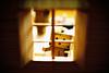 Danbo (C.L.I.W) Tags: wood film japan toy robot diy kid darkness nikonfm2 公仔 danbo nikkor50mmf14ais solaris400 danboard 阿愣 阿楞 amazoncomjp wiodow
