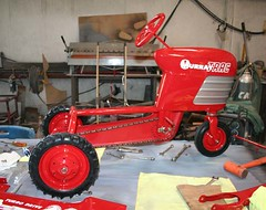 "1955 Murray Tractor During Restoration • <a style=""font-size:0.8em;"" href=""http://www.flickr.com/photos/85572005@N00/4347024716/"" target=""_blank"">View on Flickr</a>"