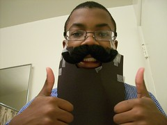 Bobby March (The Black Billy Mays!) (bjwnavigator) Tags: travel black project march vimeo spanish bobby billy agent mays classd