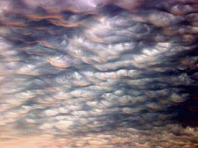 Mammatus Clouds 2a