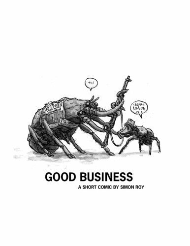 good business cover image