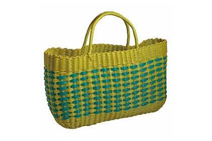 bolsa de praia verde