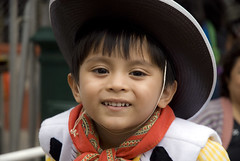 Child dressed up as a cowboy for Carnaval in Merida, Mexico (jackie weisberg) Tags: city family costumes music food cute horizontal kids children mexico fun kid cowboy child dancing families drinking adorable hats yucatan dressup parades lifestyle mexican merida carnaval cutekid littleboy cowboyhat nino floats ninos charro yucatánpeninsula littlecowboy theyucatan lifestylepeople littlecharro jackieweisberg yucat‡npeninsula