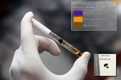 Opium Presumptive Drug Test