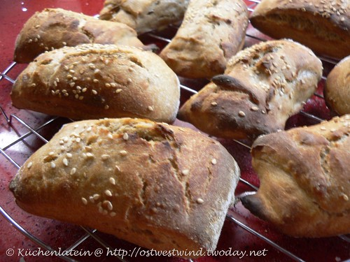 Martin Johannsons einfache Frühstücksbrötchen - Enklaste Frukost 001
