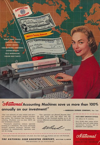 National Accounting Machines