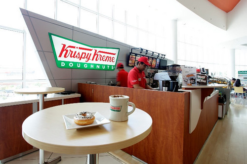 Krispy Kreme @ SM Fairview